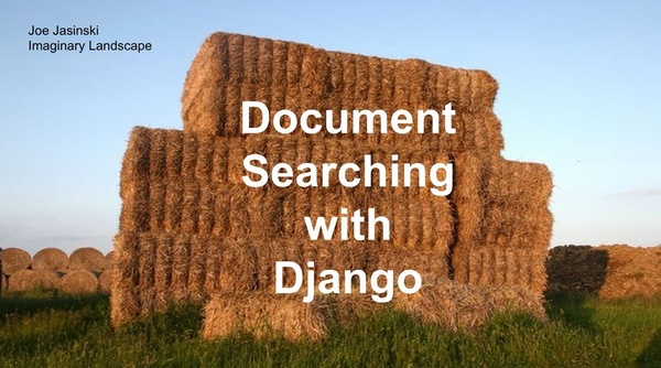 Chipy 2015.02: Searching Documents with Django